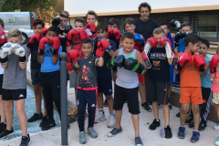 Boxe educative